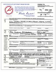 V. A. Shiva, Inventor of Email: EMS Copyright, 1984