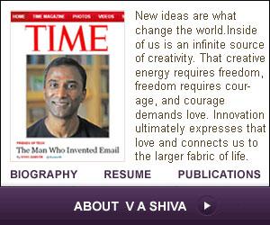 V. A. Shiva